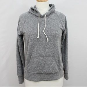 Old Navy Gray Athletic Hoodie Size Small